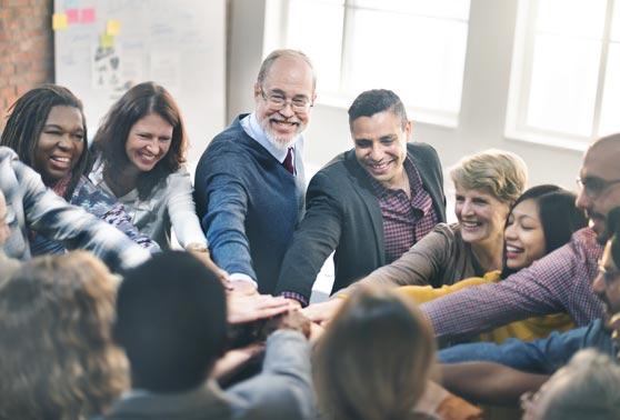 Relationships Teamwork