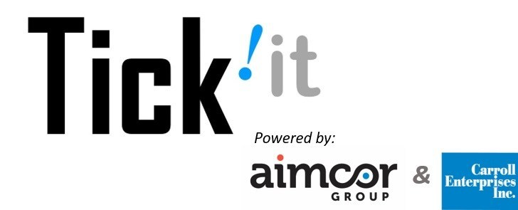 Tick!It AIMCOR + Carroll